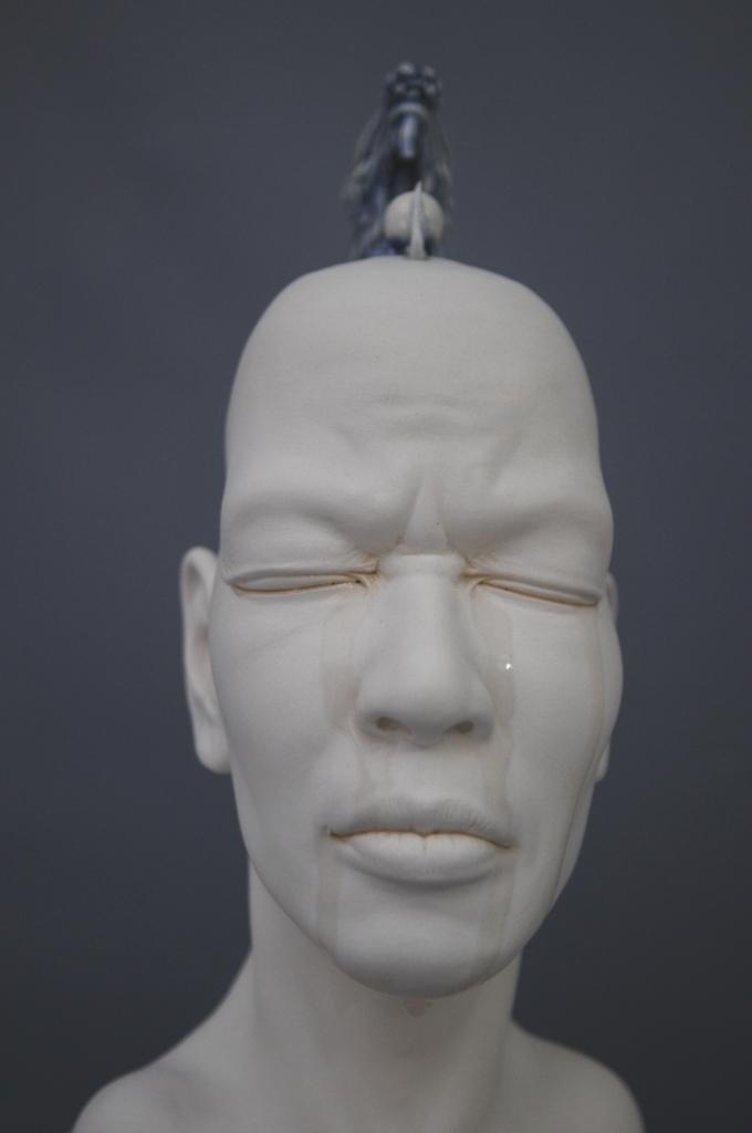 Керамика, плачущий горшок, Джонсон Цанг