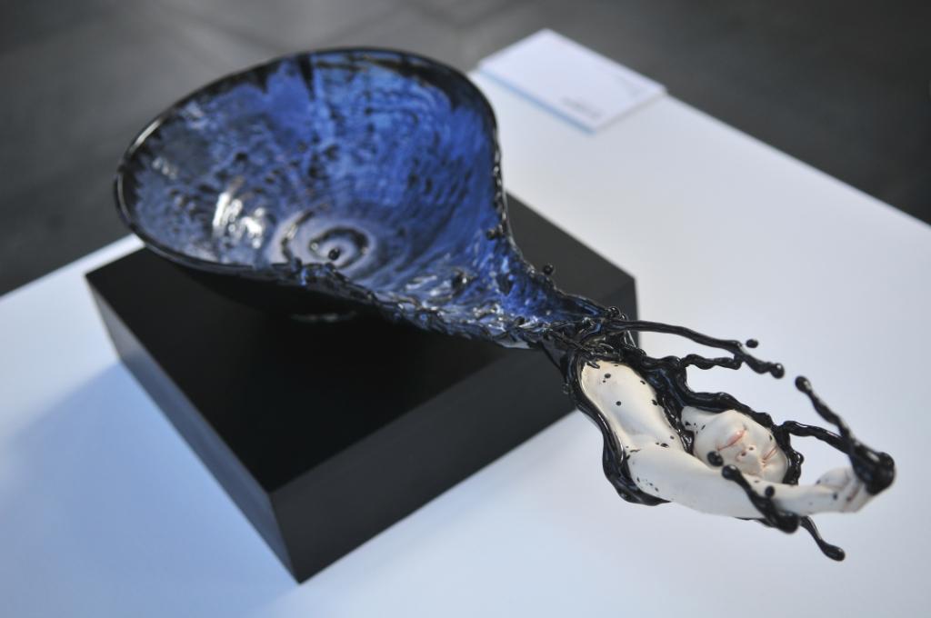 Скульптура. Джонсон Цанг