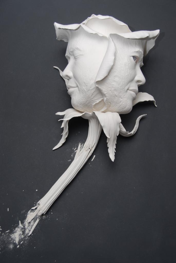 Земля к земле - сюрреалистическая керамика, Джонсон Цанг