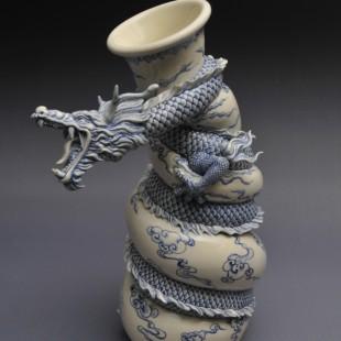 Керамическая скульптура, Джонсон Цанг
