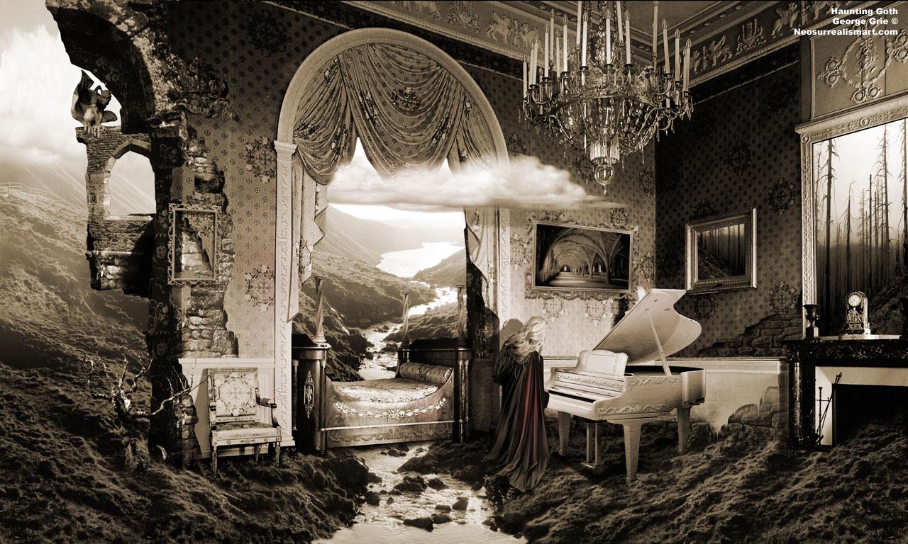 Digital art George Grie