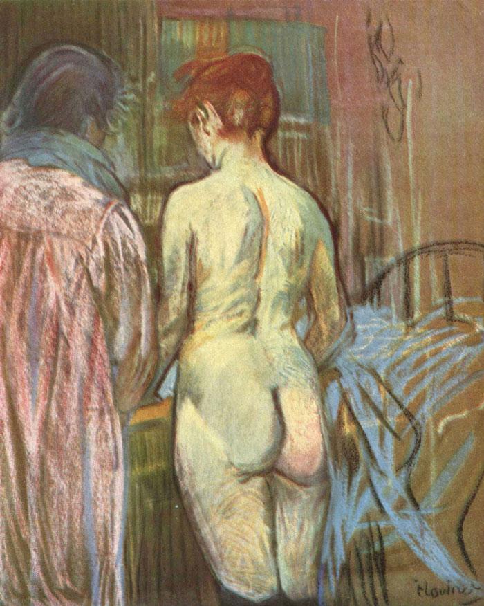 Тулуз Лотрек, художники, картины, импрессионизм 15