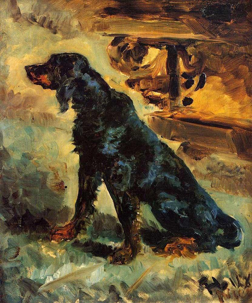 Тулуз Лотрек, художники, картины, импрессионизм 16