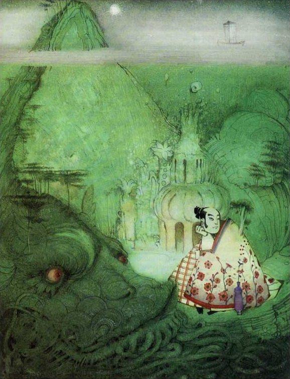 Иллюстрации Кирилла Челушкина