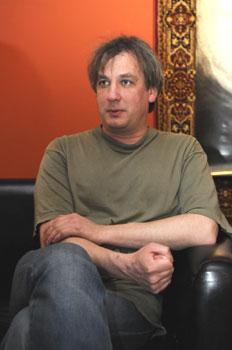 Кирилл Челушкин, русский художник иллюстратор, фото