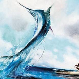 Мультфильм Старик и Море, 1999 год