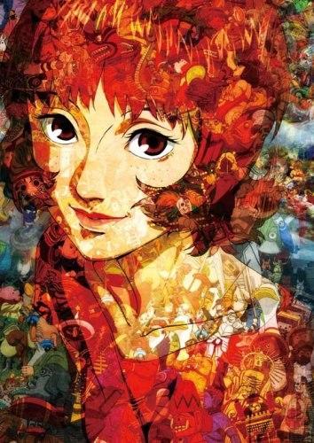Паприка, аниме, мультипликация как искусство, Сатоси Кон 1